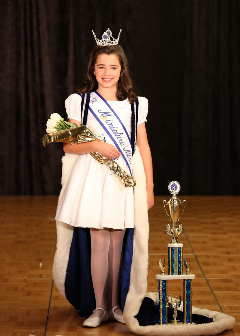 Florida Cinderella Scholarship Pageant Meet The Royalty